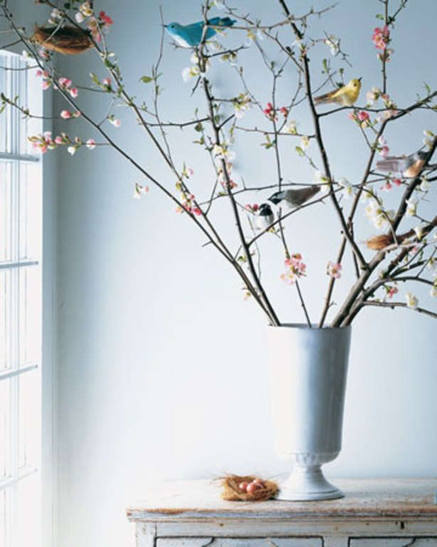 Inspiratie in paasdecoratie maak van uw eettafel een sfeervolle paastafel today 39 s table - Ideeen van de decoratie ...