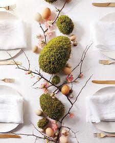 Cottona blogt - Paasbrunch - beeld via Martha Stewart
