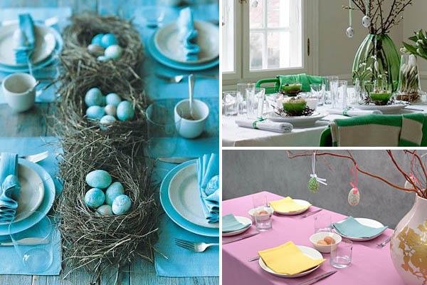 De vijf mooiste paastafels voor de paasbrunch welke kies je today 39 s table - Ideeen van binnenkomst ...