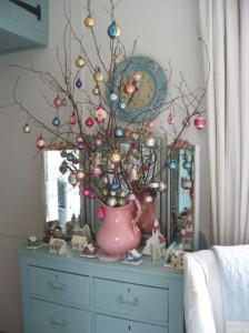 Kerstdecoratie - vintage en brocante