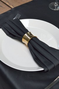 onyx servet servetring goud