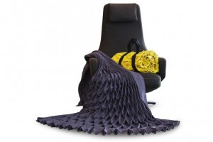 Baumann plaid Eluis stoel