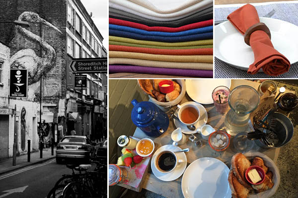 Shoreditch London Cottona blog