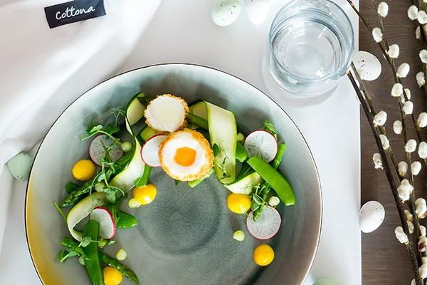 Recept lentesalade
