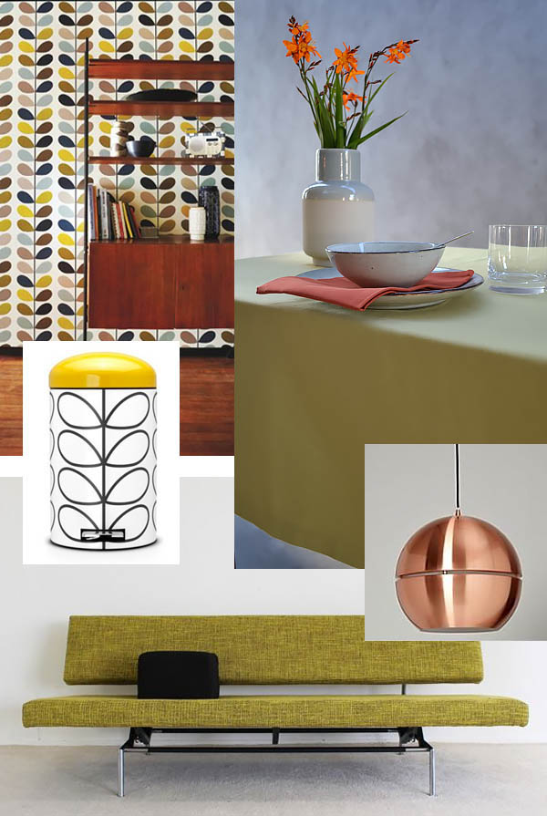 Vintage interieur: de jaren 70 anno nu | Today\'s Table