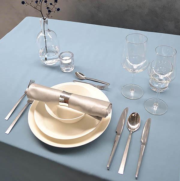 Cottona etiquette tafel dekken
