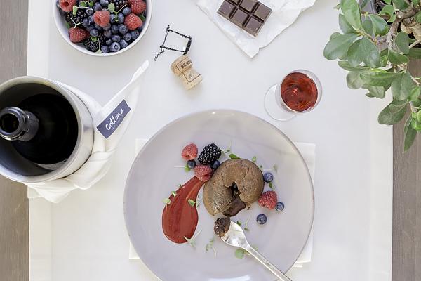 Recept chocolade lavacake